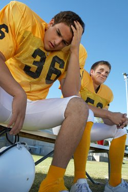 Concussions can happen in any sport or activity.