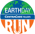 Earth Day Run logo