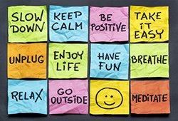Fresh Tips for Reducing Stress