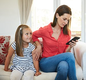 Parents Need Screen Time Limits Too