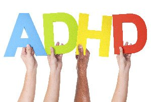 Provide structure for your child to help ADHD.