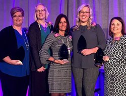 2017 March of Dimes Nurse of Year Award Winners