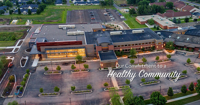 CentraCare Health - Melrose : Commitment to a Healthy Community