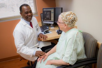 Expert physicians work with you to design a care plan tailored to your specific needs.