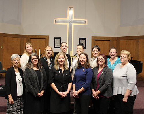 2018 Faith Community Nurse commissionings