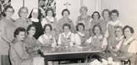 1958 St. Cloud Hospital Women Auxiliary