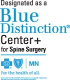 Blue Cross Distinction.Spine