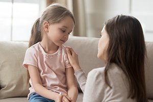 Teach your child to identify and deal with feelings