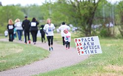 Photos from Strides for Stroke