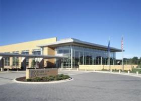 CentraCare Health Plaza - Prairie Entrance