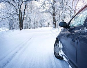 Have your car prepared for winter.