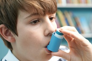 Approximately eight percent of Americans suffer from asthma