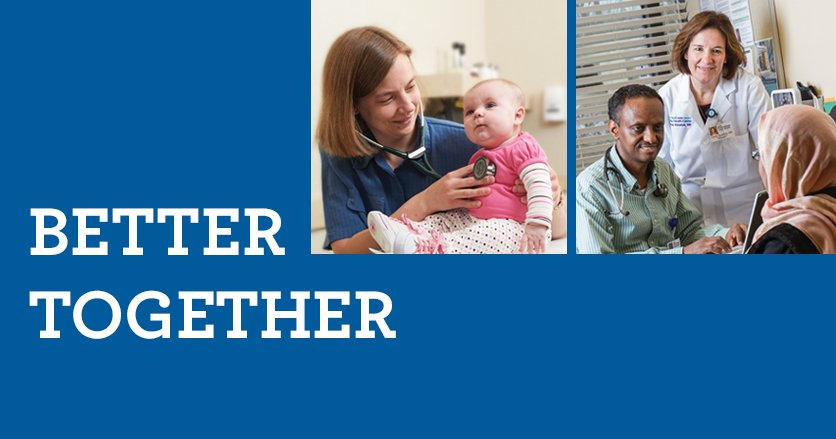 Better Together - CentraCare & St. Cloud Medical Group