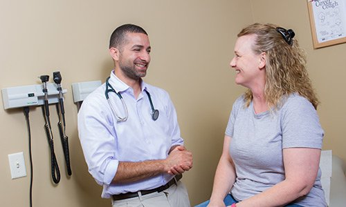 The helpful team at CentraCare Clinic – Big Lake is dedicated to partnering with you to achieve a healthier you!