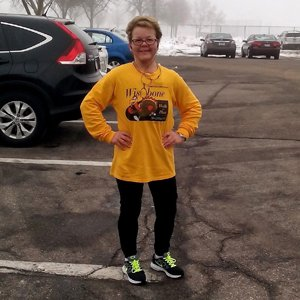 "Tammy recently wrapped up her 12th 5K run. ""There's no question this took a lot of blood, sweat and tears – it's a lot of work and you have to be committed. It's all worth it – so many people have encouraged me not to limit myself. I am enjoying living life to the fullest."""