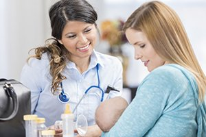 Achieving early breastfeeding success